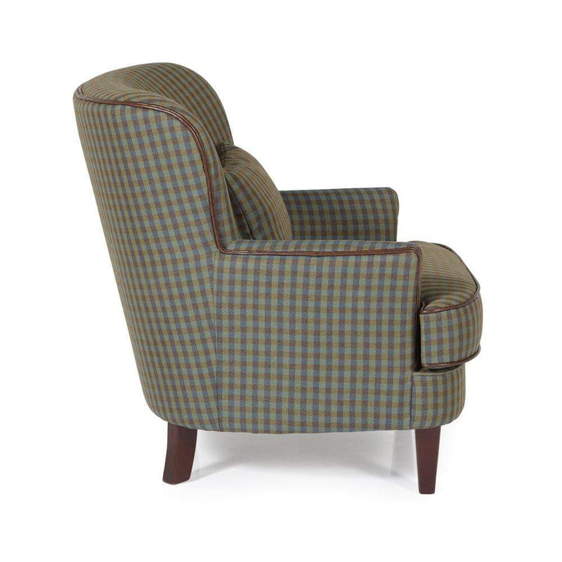 Moffatt Occasional Chair Green