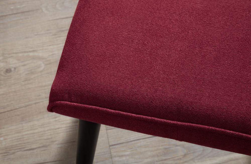 Oban Occasional Chair Red