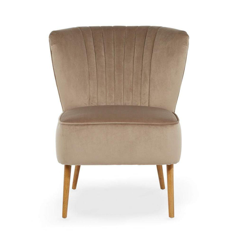 Prestwick Occasional Chair Mink