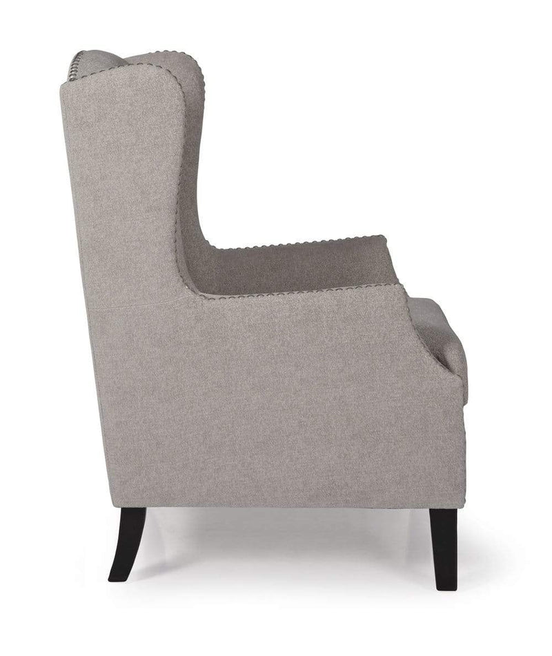 Stirling Occasional Chair Silver