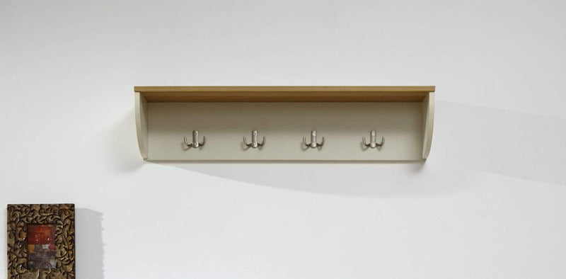 Lancaster Wall Rack Cream