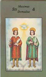Saints Maximus and Domadius