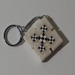 Cross Key Chain I