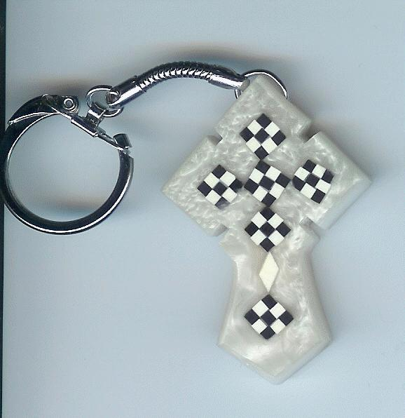 Cross Key Chain II