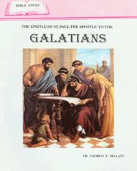 The Epistle of St. Paul to the Galatians
