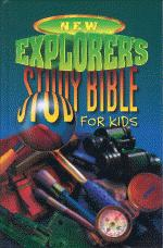 New Explorers Study Bible for Kids