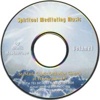 Spiritual Meditating Music Volume I