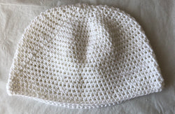 Deacon Hat - White