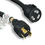 L5-30P  to L5-30R Power Cords