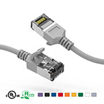 Slim Cat8 Shielded Cables