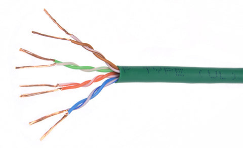 Cat6 Patch Cable Booted Wire