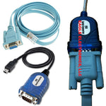 Cisco Compatible Mini USB - Serial Adapter Cable Kit 72-3383-01 - EAGLEG.COM