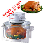 TAYAMA Turbo Oven Model TO-2000