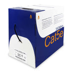1000Ft Cat5e Solid Wire Bulk Cable Shielded CMR - EWAAY.COM