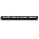 Cat5E 110 Type Patch Panel 24Port RackMount