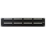 Cat5E 110 Type Patch Panel 48Port RackMount