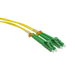 LC/APC LC/APC Singlemode Duplex 9/125 Fiber Optic Patch Cable - EWAAY.COM