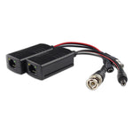 Single Channel HD Video Balun w/Power Transceiver - EWAAY.COM