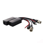 Single Channel HD Video Balun w/Power, Data Transceiver