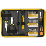 35 Pieces Precision Screw Driver Set - EWAAY.COM