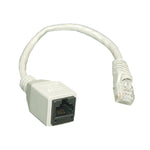 CAT5e 8P8C M/F Adapter
