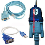 Cisco Compatible USB to Serial Adapter Cable Kit 72-3383-01 - EWAAY.COM