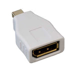 Mini DisplayPort (Thunderbolt) Male to DisplayPort Female Adapter - EAGLEG.COM