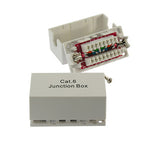 Cat6 Junction Box, Punch Down - EWAAY.COM