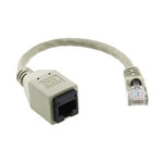 CAT6 8P8C M/F Crossover Adapter - EWAAY.COM