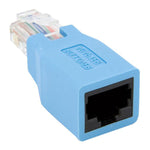 CAT5e/CAT6 Male to Female Console Roll Over Adaptor - EAGLEG.COM