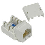 Cat6 RJ45 110 Type Keystone Jack (9 Color's Available)