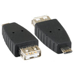 USB A Female to Micro USB Male Adapter - EWAAY.COM