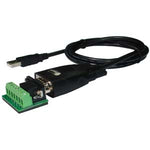 USB to RS-422 Adapter w/Terminal Block Changer FTDI Chipset