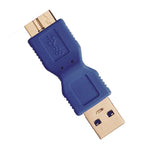 USB 3.0 A Male to Micro B Male Adapter - EWAAY.COM
