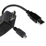 USB 2.0 A-Male to Micro USB B USB-Male Cable - 8 Inch to 15Ft