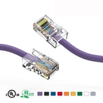 4Ft Cat5e Unshielded Ethernet Network Cable Non Booted - EAGLEG.COM