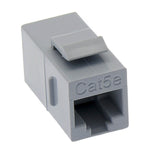 Cat5E Inline Coupler w/Keystone Latch