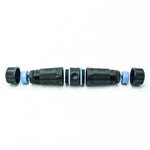 CAT6 Shielded RJ45 Outdoor Waterproof Coupler - EWAAY.COM
