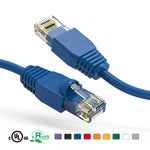 Cat6A UTP Snagless Network Ethernet Patch Cable (1Ft - 14Ft) - EWAAY.COM