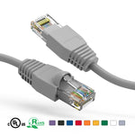 Cat6A UTP Snagless Network Ethernet Patch Cable (15Ft - 100Ft) - EWAAY.COM