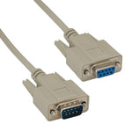 RS-232 DB9 Serial Extension Cable Male to Female - EWAAY.COM