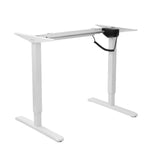 2-Stage Reverse Single Motor Electric Sit-Stand Desk Frame SO2-22R - EAGLEG.COM