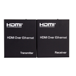 120Meter (393Ft) HDMI Extender Over Single CAT5E/6 Extender w/IR 1080p