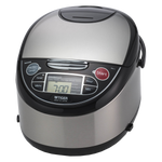 Tiger JAX-T Series Micom Rice Cooker With Tacook Cooking Plate JAX-T10U/JAX-T18U