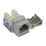 Cat5E RJ45 110 Type Keystone Jack - EAGLEG.COM
