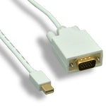 15Ft Mini Display Port to VGA Cable - EAGLEG.COM