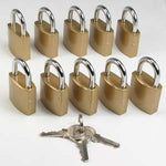 Padlock for Lockable Series, 10Pack