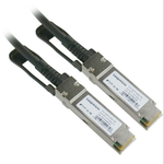 2M QSFP+ 40G Passive Direct Attach Copper Twinax Cable, 30AWG