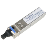 Cisco GLC-BX-U Compatible 1000BASE-BX-U BiDi SFP Transceiver SMF LC Simplex 1310nm-TX/1490nm-RX with DOM - 10km