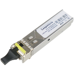 Cisco GLC-BX-D Compatible 1000BASE-BX-D BiDi SFP Transceiver SMF LC Simplex 1490nm-TX/1310nm-RX with DOM - 10km